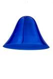 Luz de teto plástica - azul. Fotos de Stock Royalty Free