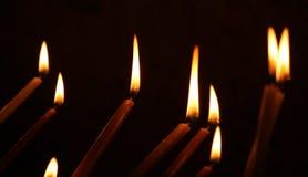 Luz de vela   Imagens de Stock