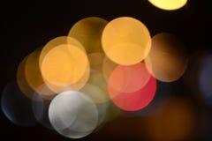 Luz del apretón imagen de archivo