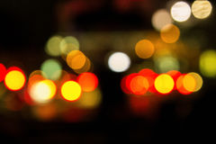 Luz del círculo fotos de archivo