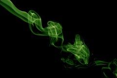 Luz del humo Imagen de archivo