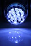 Luz del LED Fotos de archivo