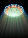 Luz del paraíso Imagen de archivo libre de regalías