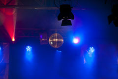 Luz del partido Foto de archivo