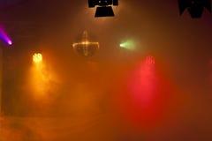 Luz del partido Foto de archivo libre de regalías