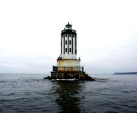 Luz del puerto Imagen de archivo libre de regalías