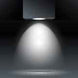 Luz del punto Fotos de archivo