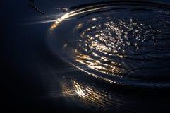 Luz del ` s de la paz Foto de archivo libre de regalías