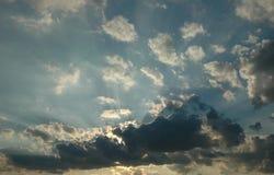 Luz del sol Foto de archivo libre de regalías