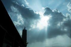 Luz del sol Fotos de archivo