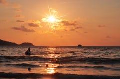 Luz del sol Fotografía de archivo libre de regalías
