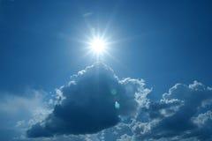 Luz del sol Imágenes de archivo libres de regalías