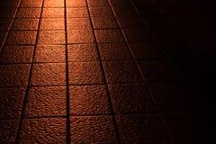 Luz del sol en piso Imagenes de archivo