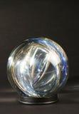 Luz dentro bola cristalina AG Foto de archivo libre de regalías