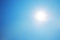 Luz directa del sol Fotografía de archivo libre de regalías