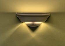 Luz dispersada Fotografia de Stock