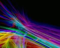 Luz do arco-íris ilustração royalty free