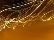 Luz do borrão Imagem de Stock