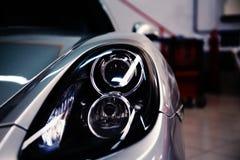Luz do carro Imagem de Stock Royalty Free