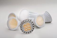 Luz do diodo emissor de luz Imagens de Stock Royalty Free
