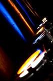 Luz do estágio Foto de Stock