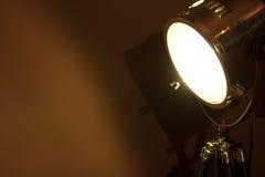 Luz do estúdio Imagem de Stock Royalty Free