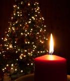 Luz do feriado Imagem de Stock Royalty Free