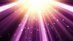 Luz do fundo do céu Fotos de Stock Royalty Free
