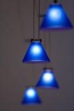 Luz do halogênio Fotografia de Stock Royalty Free
