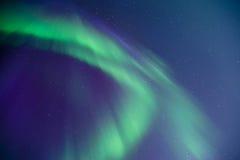 Luz do norte Fotografia de Stock Royalty Free