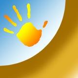 Luz do sol Imagens de Stock