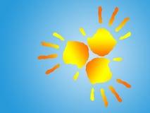 Luz do sol Fotografia de Stock Royalty Free