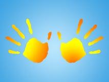 Luz do sol Imagens de Stock Royalty Free