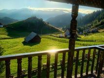 Luz do sol da boa manhã Foto de Stock Royalty Free