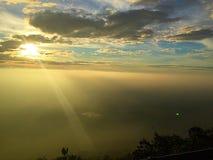 Luz do sol da boa manhã Fotos de Stock Royalty Free