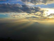 Luz do sol da boa manhã Fotografia de Stock Royalty Free