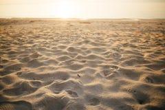 Luz do sol do mar Imagens de Stock