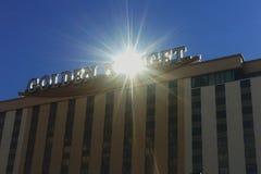 Luz do sol na pepita dourada Imagens de Stock Royalty Free