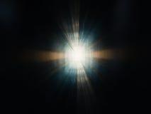 Luz do túnel Foto de Stock Royalty Free