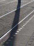 Luz e sombra Fotos de Stock Royalty Free