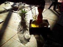 Luz e sombra Fotografia de Stock