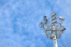 Luz elétrica Imagem de Stock Royalty Free
