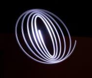 Luz elíptica Foto de Stock Royalty Free