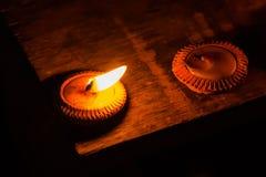 Luz en la obscuridad Imagen de archivo