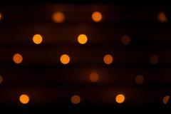 Luz en los estantes. Fotos de archivo libres de regalías