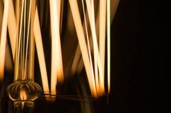 Luz en primer Imagen de archivo libre de regalías