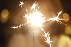 Luz en un sueño Imágenes de archivo libres de regalías