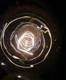 Luz espiral Foto de Stock Royalty Free