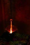 Luz estreita Imagem de Stock Royalty Free