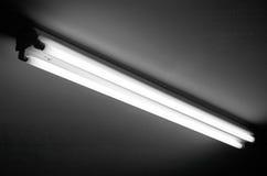 Luz florescente Fotografia de Stock